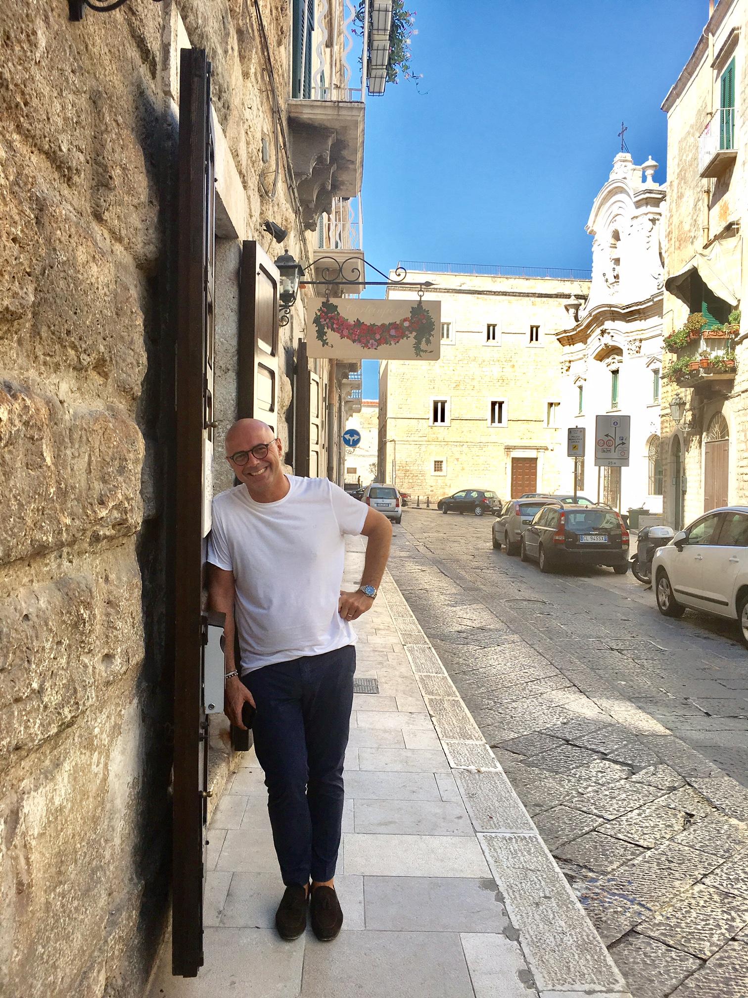 Trani, il porto all\'ombra della cattedrale - Monica Caradonna